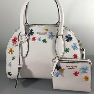 Kate Spade Reiley Medium satchel with Wallet